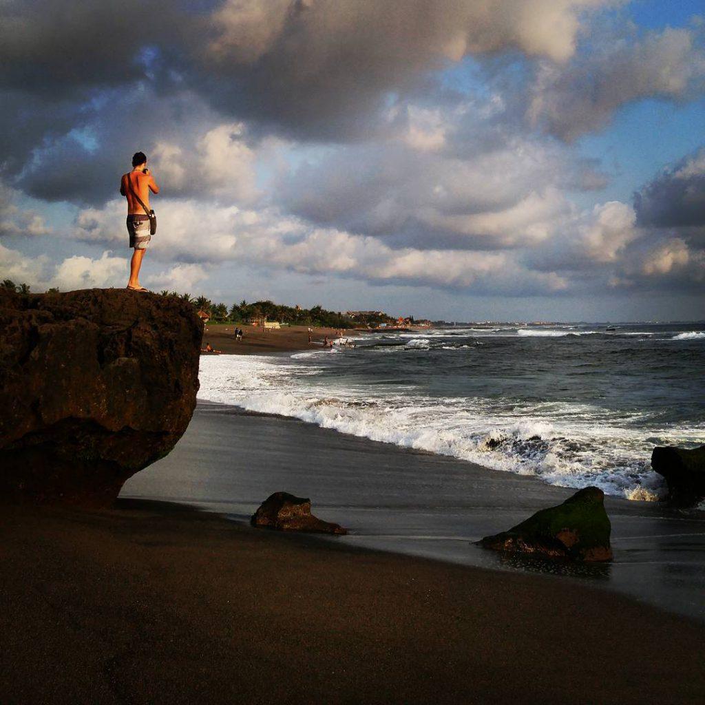 Pantai Seseh Bali 4 1024x1024 » Pantai Seseh Bali, Pantai Pasir Hitam Wujud Kerukunan Umat Beragama di Pulau Dewata