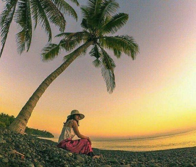 Pantai Tianyar Karangasem, Pantai Eksotis yang Asyik untuk Wisata Memancing di Bali