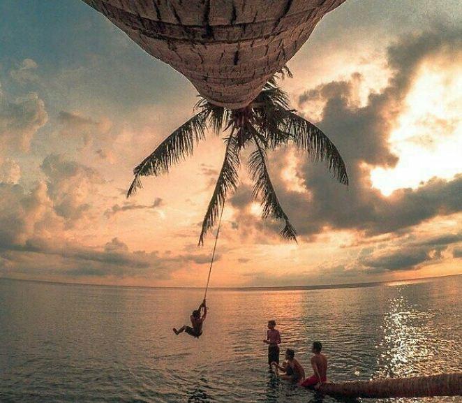 Pantai Tianyar Karangasem 4 » Pantai Tianyar Karangasem, Pantai Eksotis yang Asyik untuk Wisata Memancing di Bali