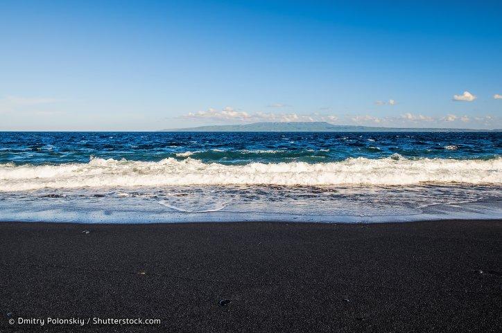 Pantai Watu Klotok Klungkung