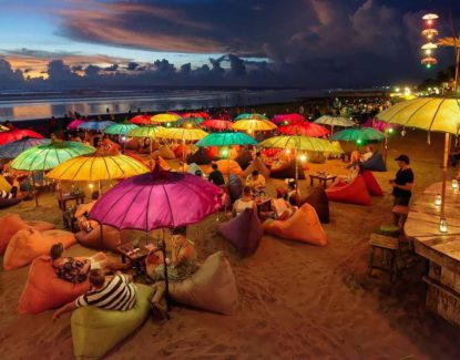 Pantai yang lagi happening di Bali