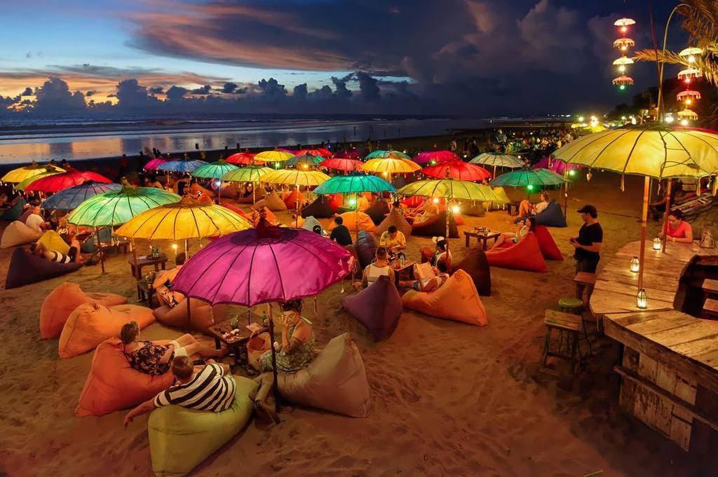 Bosan ke Pantai Kuta? Ini Pilihan Pantai yang Lagi Happening di Bali