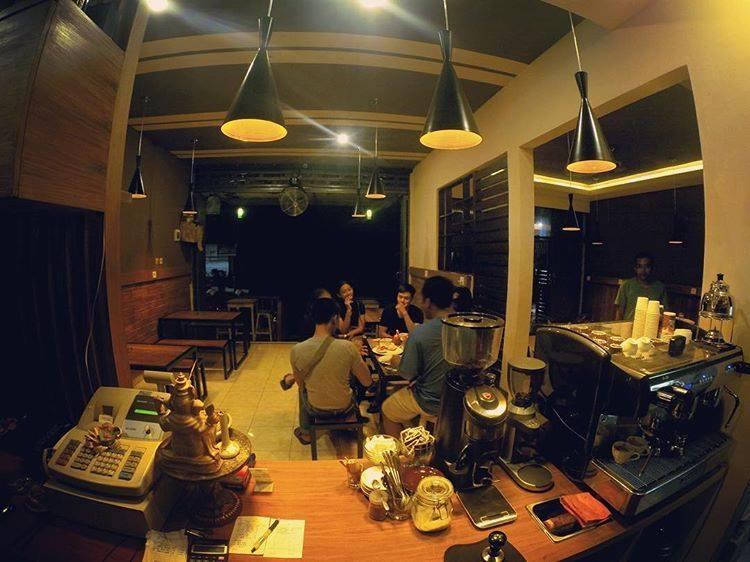 Papila's Coffee House Nusa Penida, Kafe dengan Suasana Alami yang Memberi Kenyamanan