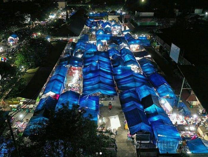 Pasar Kreneng Denpasar 2 » Wisata Kuliner Pasar Kreneng Denpasar di Malam Hari, Lengkap Lho!