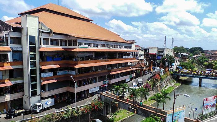 Pasar Seni Kumbasari Denpasar 3 » Pasar Seni Kumbasari Denpasar, Pilihan Tempat Berburu Oleh-Oleh Kesenian Khas Bali