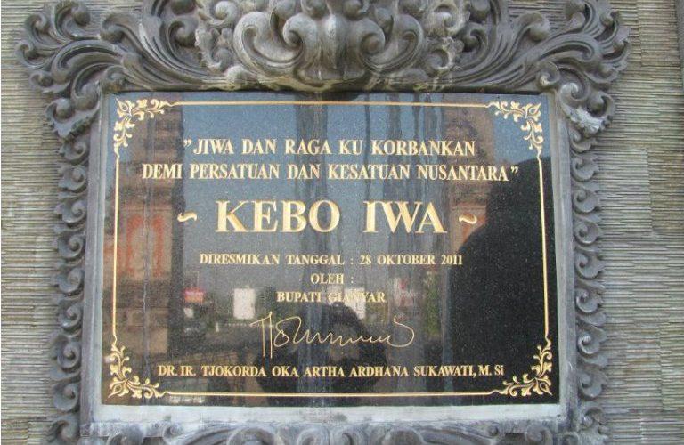 Patih Kebo Iwa