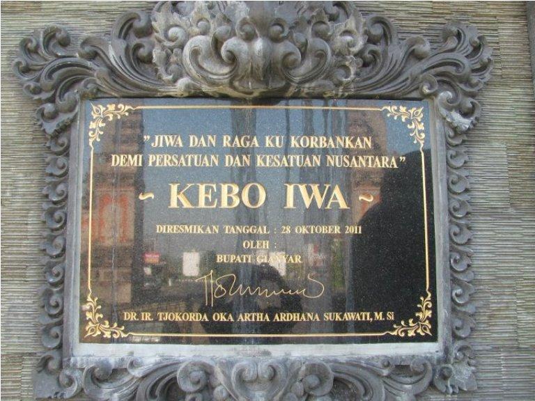 Patih Kebo Iwa 3 » Patih Kebo Iwa, Sosok Pahlawan Pelindung Kerajaan Bali di Masa Lalu