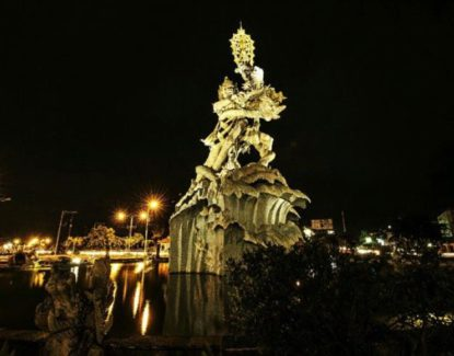 Patung Dewa Ruci Kuta