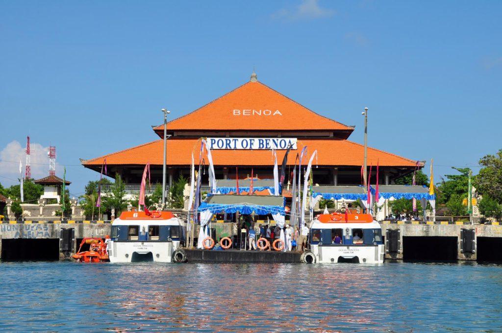 Pelabuhan Benoa Bali