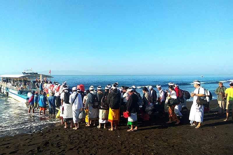 Pelabuhan Tribuana Kusamba, Akses Murah Liburan ke Nusa Penida