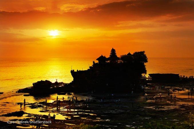 Pemandangan Sunset Terbaik di Bali