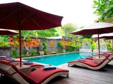 pengalaman menginp di freddies villa ubud