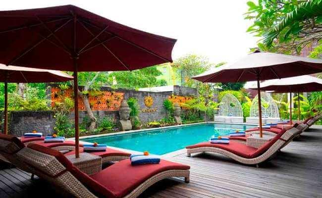 Review Freddies Villas, Villa Private Pool Ubud Cuma 500 Ribuan!