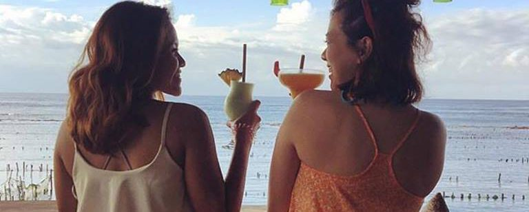 Penida Colada Lounge Bar 4 768x308 » Penida Colada Lounge Bar, Tempat Nongkrong dengan Suasana Santai Tepi Pantai