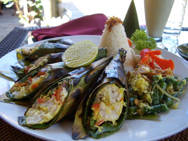 Pesan Be Pasih khas Bali