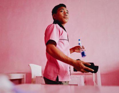 Pink Tempong Denpasar