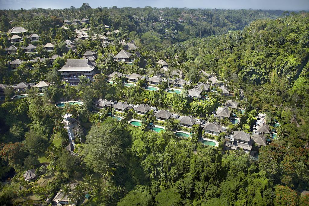 Pita Maha Hotel Ubud, Penginapan Mewah dengan Sajian Pemandangan di Atas Tebing
