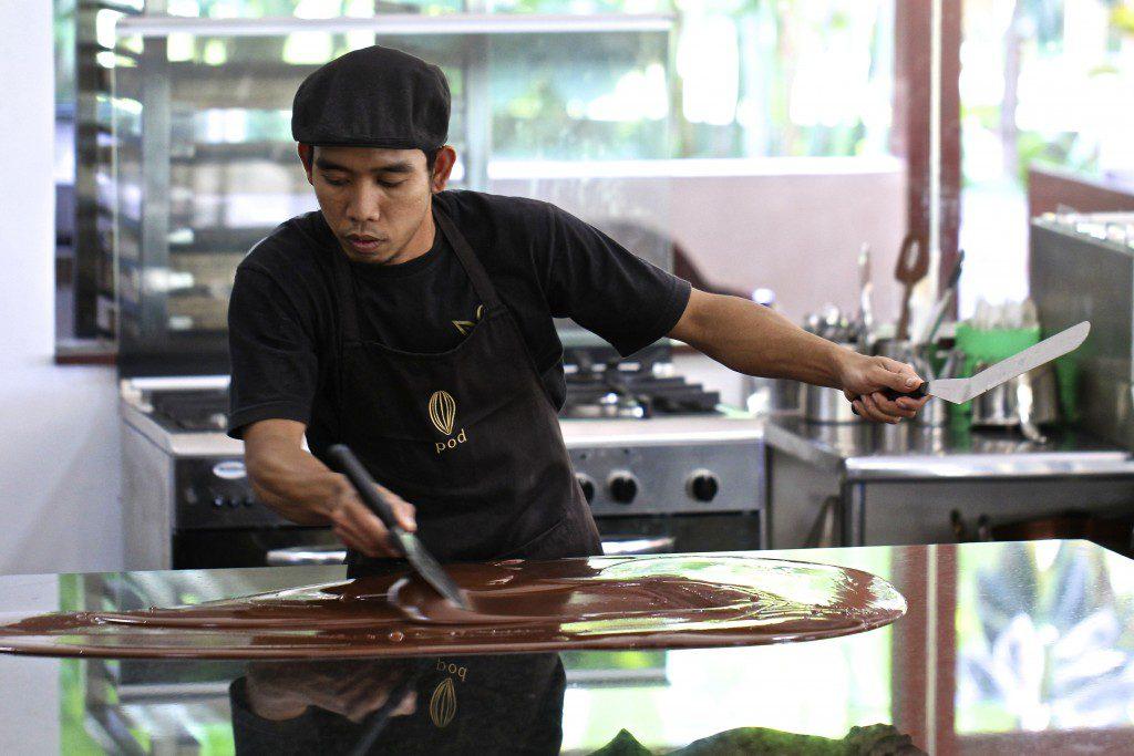 Pod Chocolate Factory Cafe 1024x683 » Chocolate Factory Bali, Pilihan Wisata Edukasi Sekaligus Kuliner Enak
