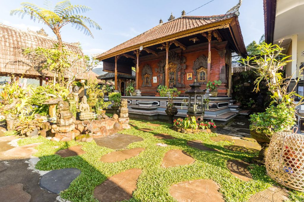 Pondok Nyoman Bedugul 4 1024x682 » Pondok Nyoman Bedugul, Penginapan Murah di Lingkungan yang Terjaga Keasriannya di Bali