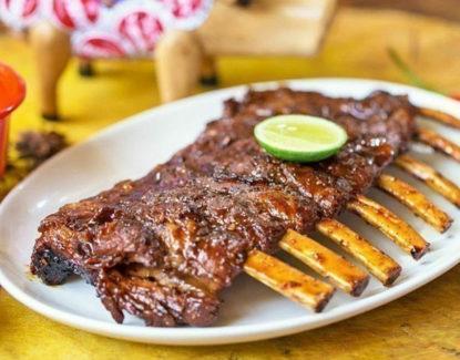 Pork Ribs Enak di Bali