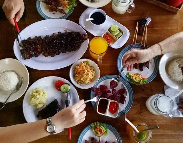 Rekomendasi tempat makan pork ribs enak di Bali