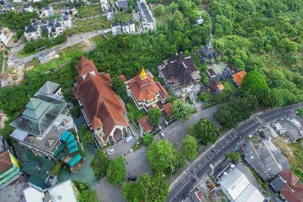 Puja Mandala Nusa Dua, 5 Tempat Ibadah di Satu Tempat Wujud Toleransi Beragama di Bali