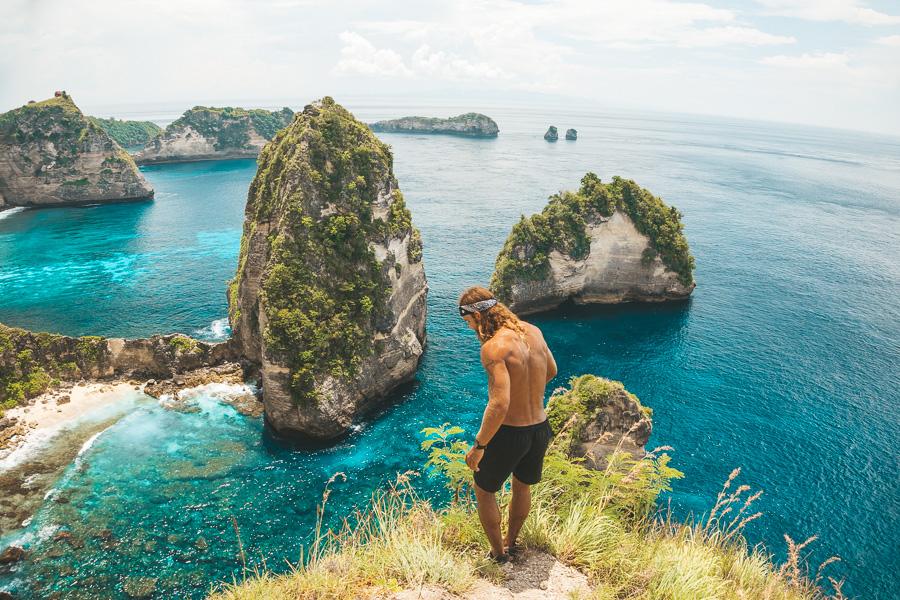 Pulau Seribu Nusa Penida 2 » Pulau Seribu Nusa Penida, Pemandangan ala Raja Ampat yang Menakjubkan di Bali