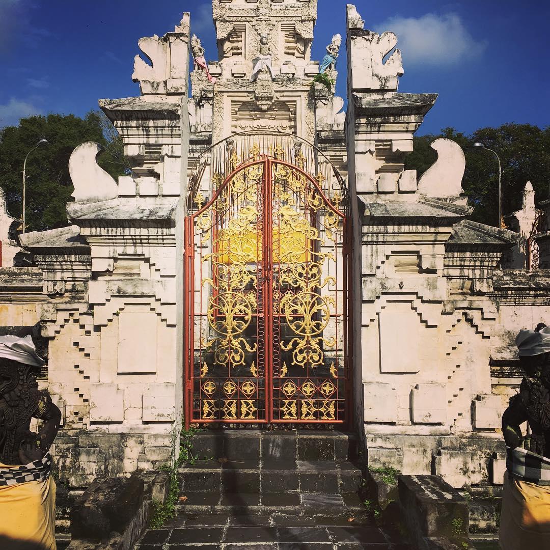 Pura Agung Jagatnatha, Wisata Pura Terbesar di Kota Denpasar