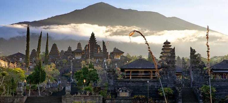 Pura Besakih, Pura Terbesar dan Terpenting di Pulau Dewata Bali
