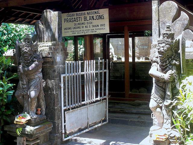 Pura Blanjong sanur 1 » Pura Blanjong Sanur, Wisata Sejarah di Sela Keindahan Pantai Pulau Dewata Bali