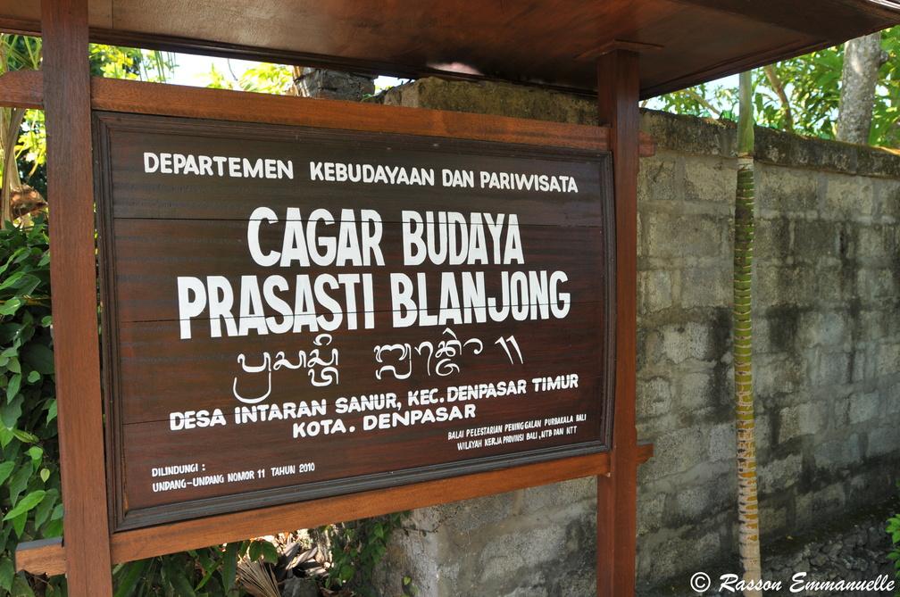 Pura Blanjong sanur 3 » Pura Blanjong Sanur, Wisata Sejarah di Sela Keindahan Pantai Pulau Dewata Bali