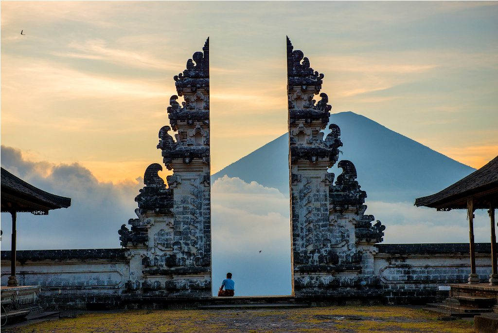 Pura Luhur Lempuyangan Bali 2 1024x684 » Wisata Budaya Menyaksikan Kemegahan Pura Luhur Lempuyangan Bali