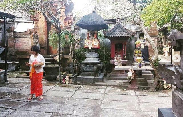 Pura Pucak Watu Geni Denpasar, Pura Unik dan Misterius yang Menyimpan Air Abadi