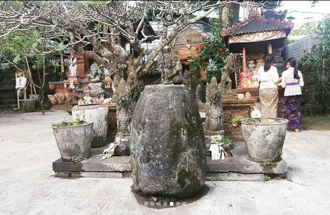 Pura Pucak Watu Geni Denpasar 2 » Pura Pucak Watu Geni Denpasar, Pura Unik dan Misterius yang Menyimpan Air Abadi