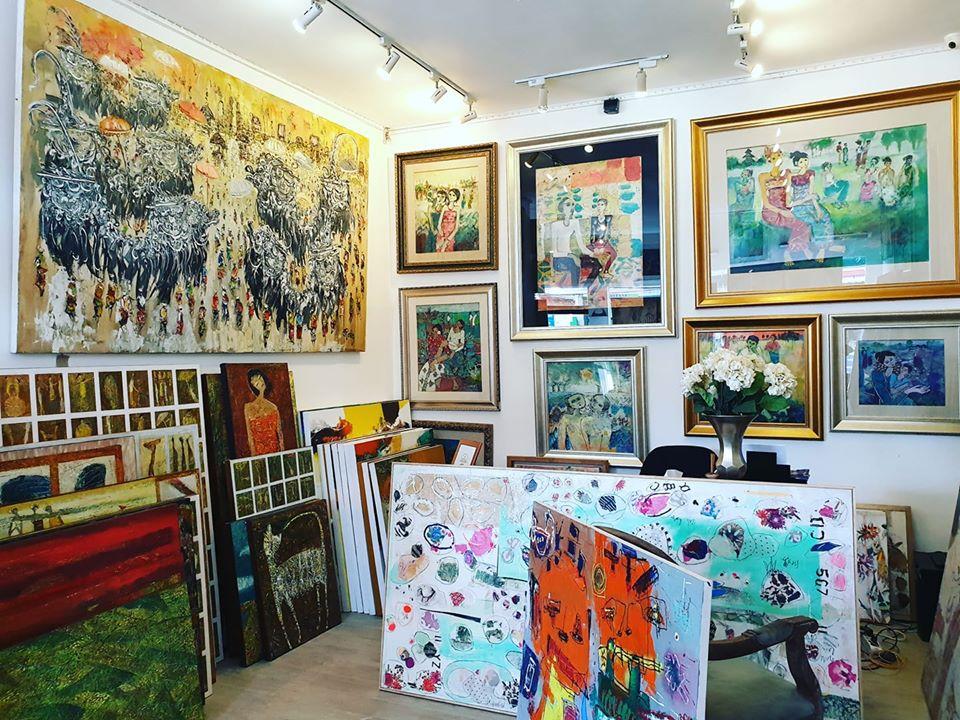 Purpa Fine Art Gallery Seminyak 2 » Purpa Fine Art Gallery Seminyak, Pilihan Tempat yang Tepat Berburu Lukisan Kontemporer Unik