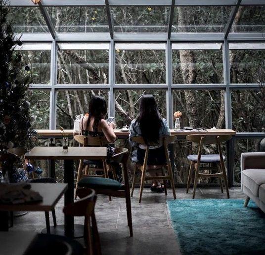 Recolta Cafe Bali