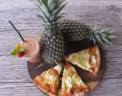 Resto Garden Canggu by Pizza House
