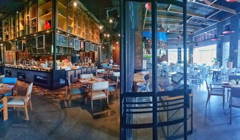 Restoran Anarasa Jimbaran 1 » Restoran Anarasa Jimbaran, Tempat Makan yang Asyik dan Nyaman Bersama Keluarga