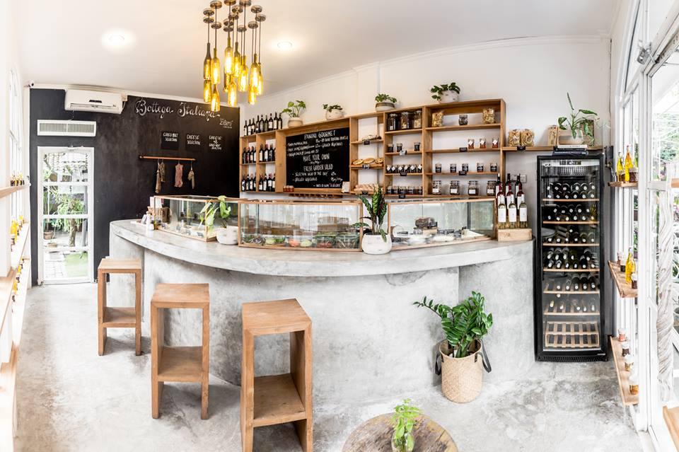 Restoran Bottega Italiana Canggu, Hadirkan Suasana Cantik dengan Sajian Menu Italia