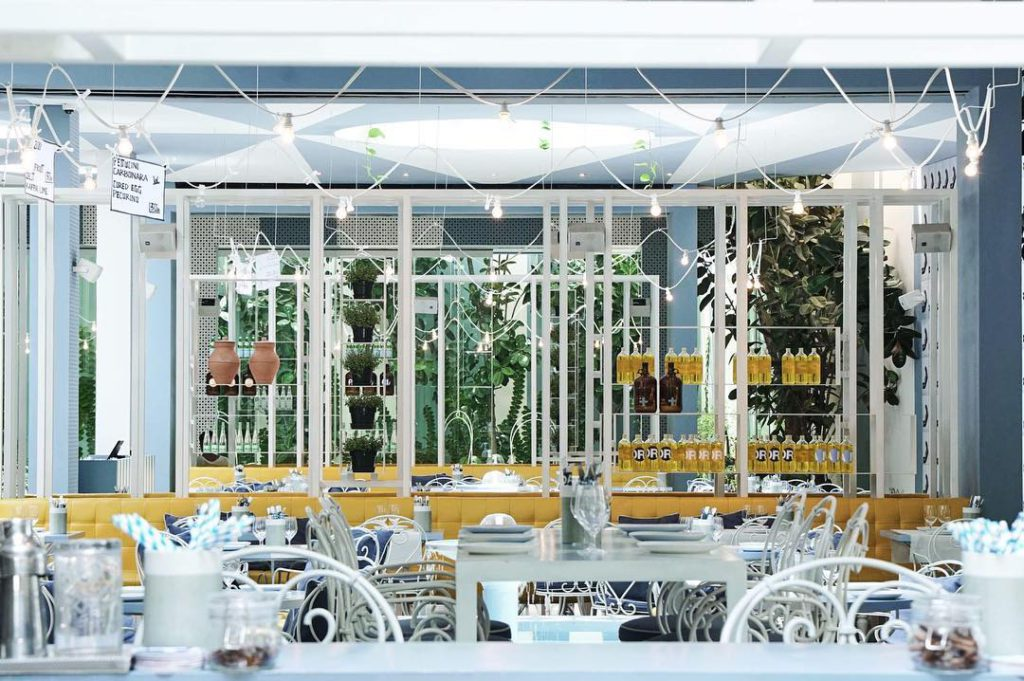 Restoran Da Maria Seminyak 1 1024x681 » Restoran Da Maria Seminyak, Pilihan Kuliner ala Italia Maknyus di Bali