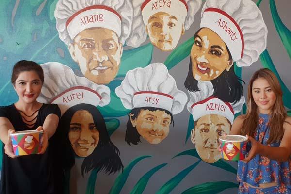 Restoran Dapur Asix Renon 1 » Restoran Dapur Asix Renon, Bisnis Kuliner Artis yang Masih Eksis di Bali Milik Anang Hermansyah