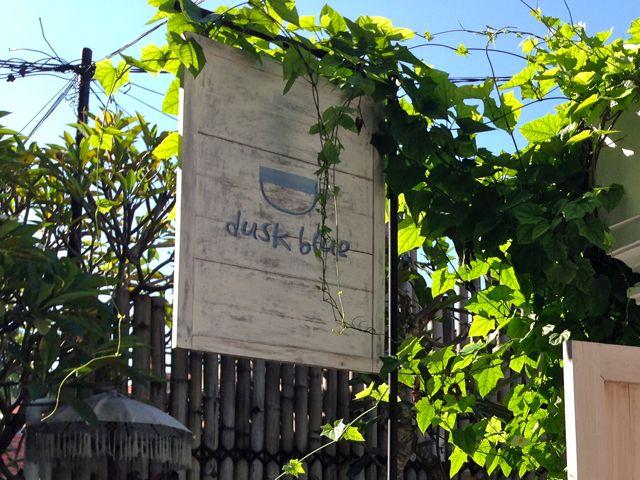 Restoran Dusk Blue Sanur