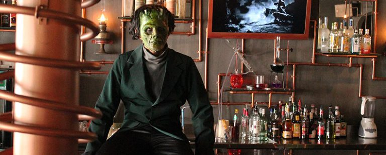 Restoran Frankenstein Laboratory