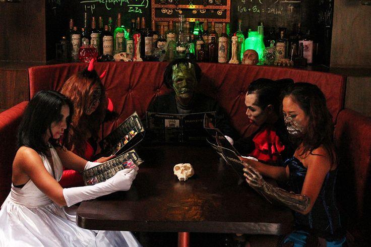 Restoran Frankenstein Laboratory 2 » Sensasi Makan Bareng Mayat Hidup dan Monster di Restoran Frankenstein Laboratory