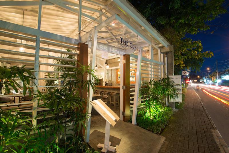 Restoran Glass House Sanur 1 » Restoran Glass House Sanur, Tempat Makan Berdinding Kaca yang Unik dan Nyaman di Bali