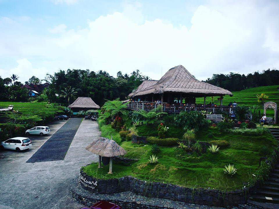 Restoran Gong Jatiluwih 5 » Restoran Gong Jatiluwih dengan Suasana Alami dan Panorama Tiga Gunung