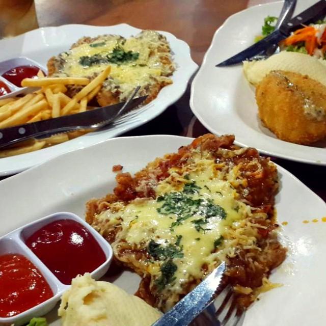 Restoran Gosha Kitchen