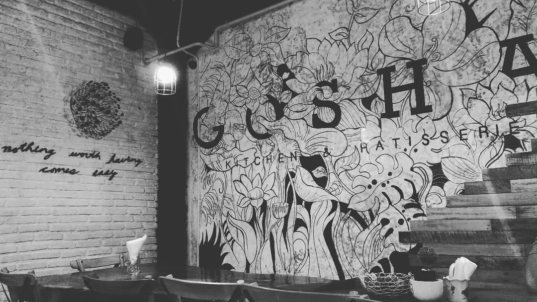 Restoran Gosha Kitchen – Sajikan Menu dengan Ukuran Besar dan Desain Ruangan yang Klasik