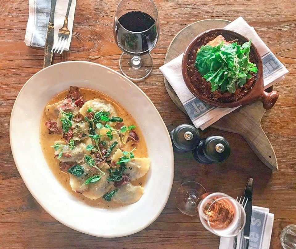 Restoran Jamie's Italian 3 » Restoran Jamie's Italian, Pilihan Kuliner ala Italia di Kawasan Pantai Kuta