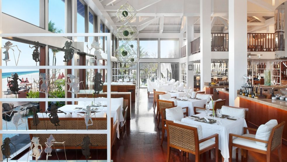 Restoran Kayuputi Nusa Dua